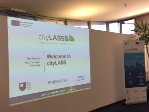 CityLabs – Off to a flying start